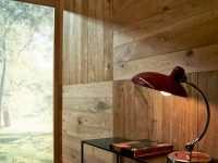 Паркетная доска для отделки стен – высочайшая практичность и оригинальность