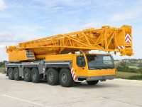 «Систем Лоджистикс» – аренда автокрана грузоподъемностью до 250 тонн