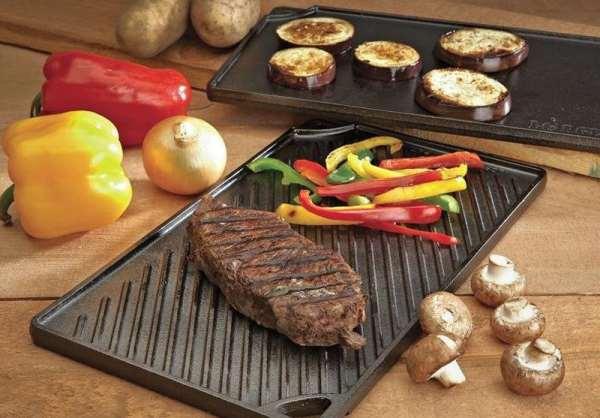 Противень гриль от Lodre – готовьте дома блюда как из ресторана