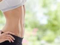 Убираем живот после беременности с помощью простых упражнений