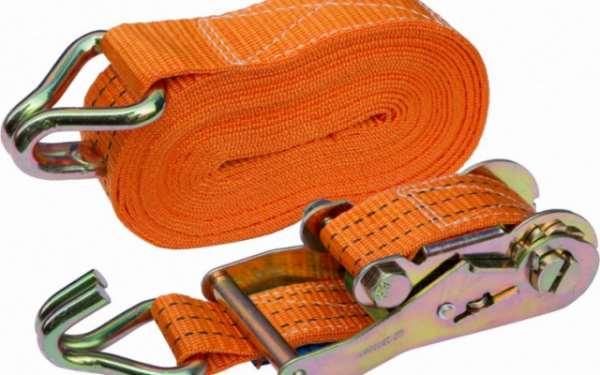 Стяжной ремень – надежное крепление любых грузов