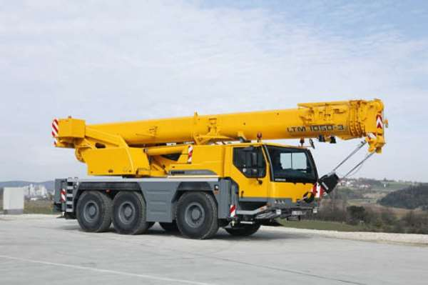ЛИДЕРТРАК – аренда автокрана Liebherr грузоподъемностью 100 тонн