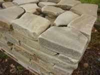 «Каменная крепость» — разнообразие плитняка и других видов натурального камня