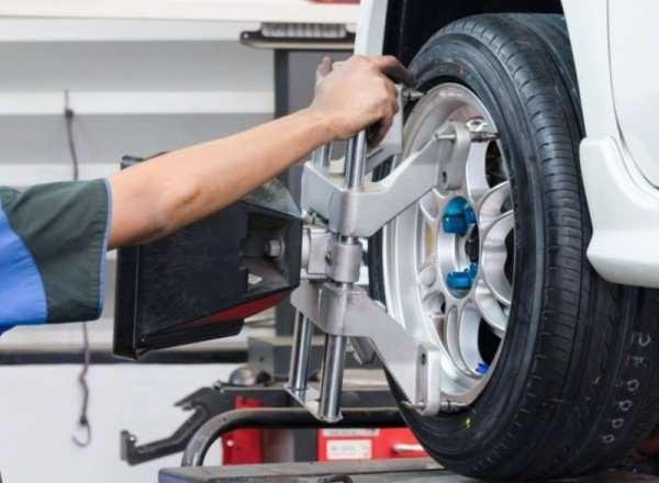 СТО «Витебский 1»   профессиональная настройка развала схождения колес