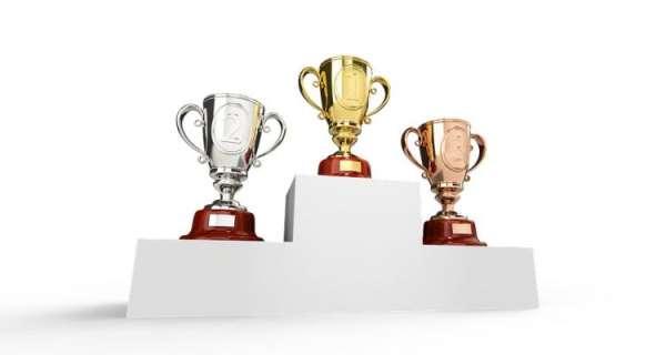 Кубок – лучшая награда на любом мероприятии