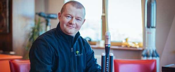 Макс Поляков готовится запустить первую ракету собственного производства