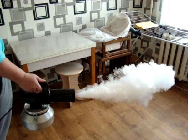 Профессиональная дезинфекция – избавьтесь от неприятных запахов в помещении