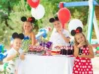 Тематический детский праздник – правильный подход к организации