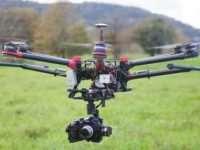 Аэросъемка квадрокоптером: возможности и преимущества