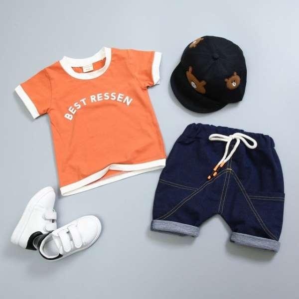 Пять основных преимуществ детской хлопковой одежды