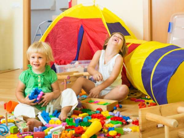 Конструктор – интересная и полезная игрушка для ребенка