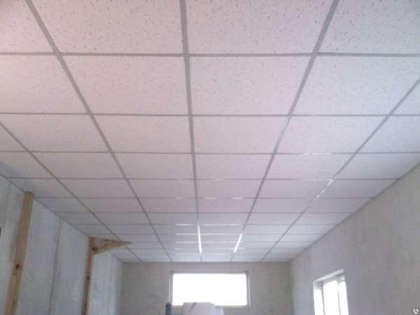 Подвесные потолки «Армстронг»   лучшее решение для офисных помещений