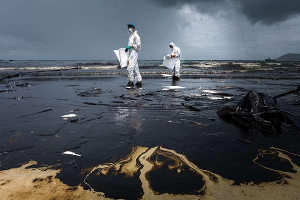 Возможные последствия нефтяных загрязнений