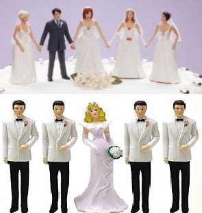 Моногамия против полигамии