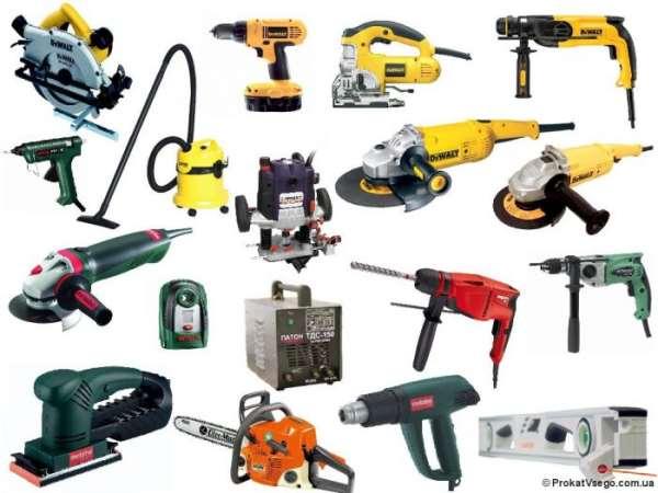 Купить электро  и бензоинструмент в интернет магазине