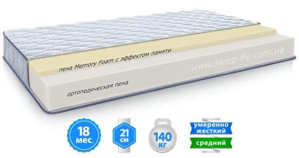 Где купить лучший ортопедический матрас на Украине