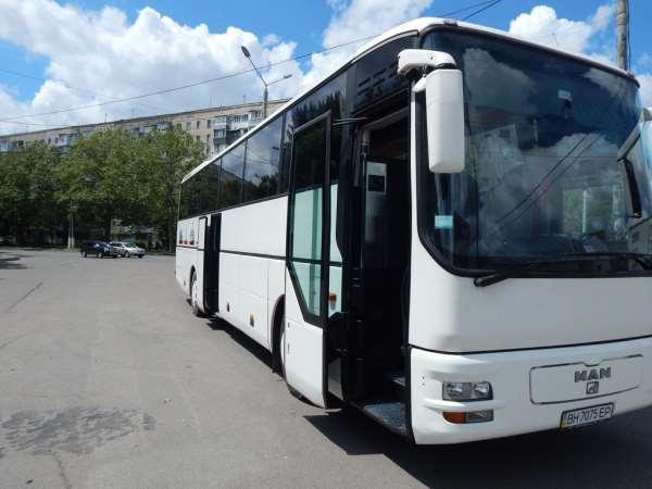 Заказ и аренда автобусов от компании «ТРАНСФЕР» в Одессе