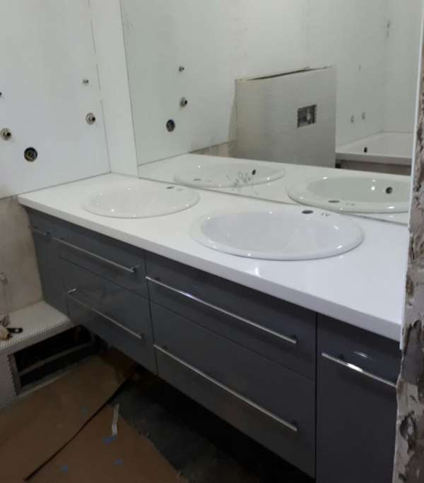 Заказать мебель для ванной в Новосибирске