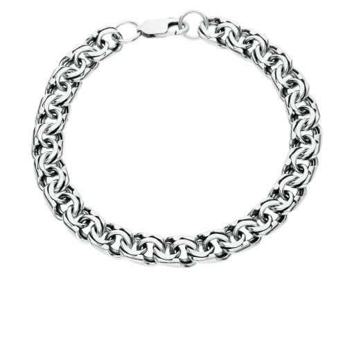 Серебряные браслеты высокого качества от «Minolita»