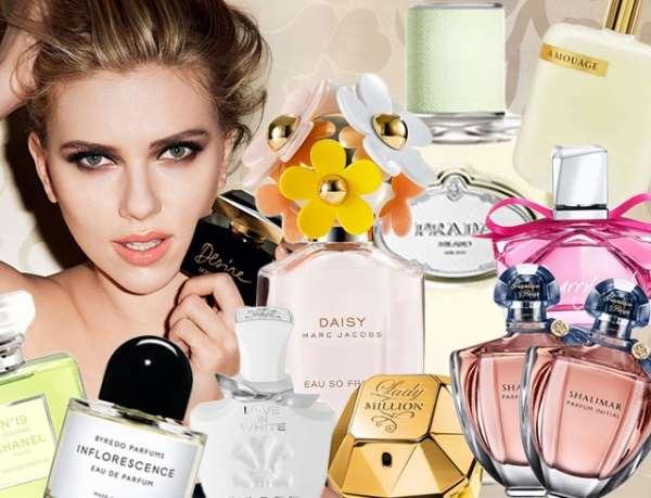 Особенности подбора хорошо подходящей парфюмерии