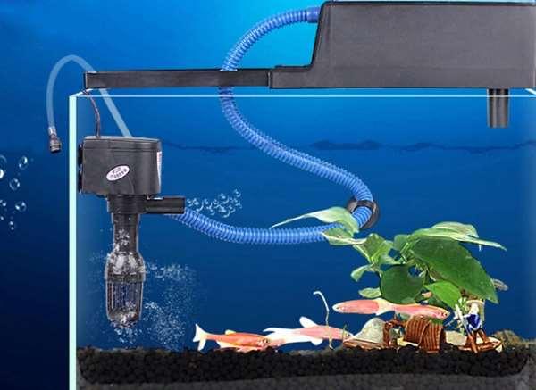 Технические нюансы помп для аквариумов