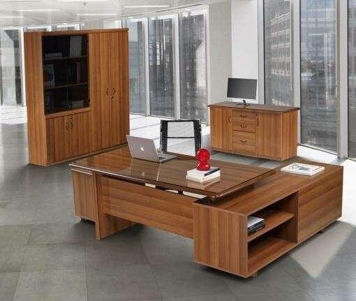 Износоустойчивая и стильная офисная мебель «Альфа М»