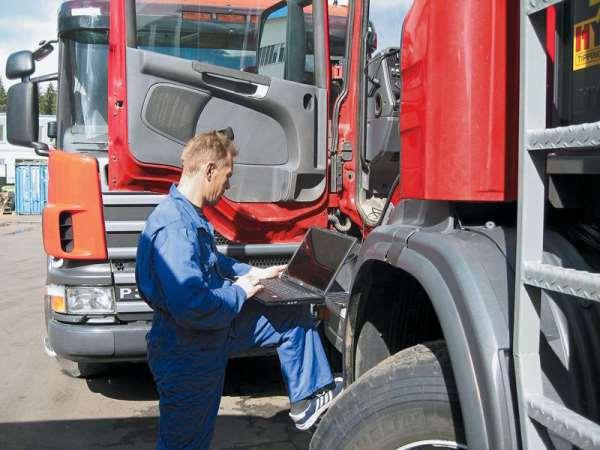 Услуги грузового автоэлектрика с возможностью выезда