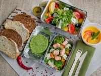 Услуга доставки свежей диетической еды в Москве