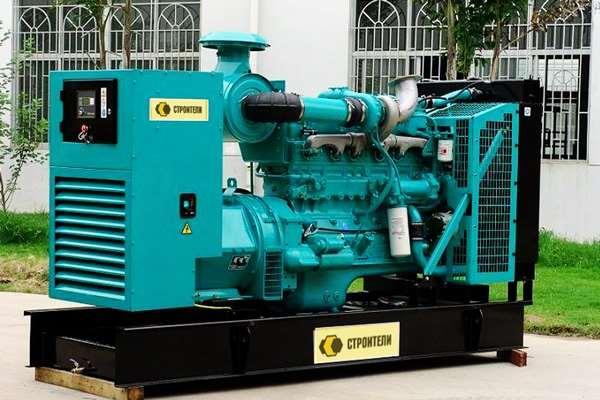 Дизельные генераторы — мощность и износоустойчивость