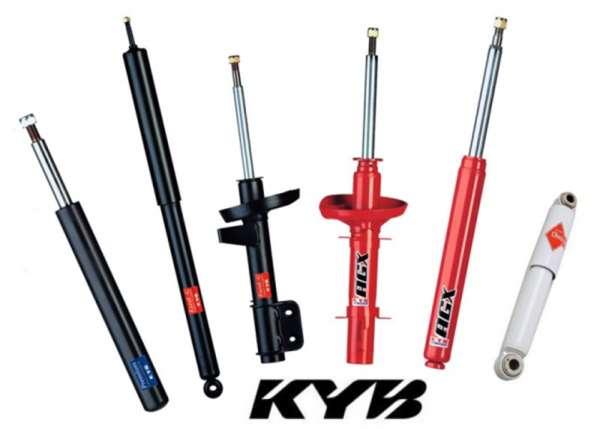 Амортизаторы бренда KYB в интернет магазине «TKV»