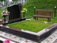 Профессиональное благоустройство могил — услуга «ДМ»