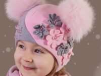 Качественные детские шапки для девочек по низким ценам