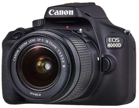 Фотоаппараты Canon — качество, четкость и надежность