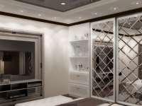 Элитные шкафы-купе на заказ — стиль и надежность