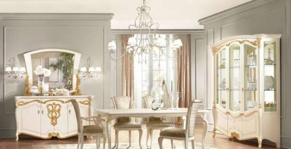 Итальянская мебель — отменное качество и надежность