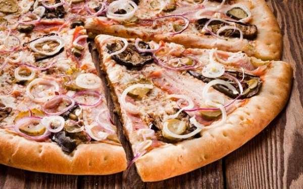 Доставка вкусной пиццы на дом — услуга «Томаго»