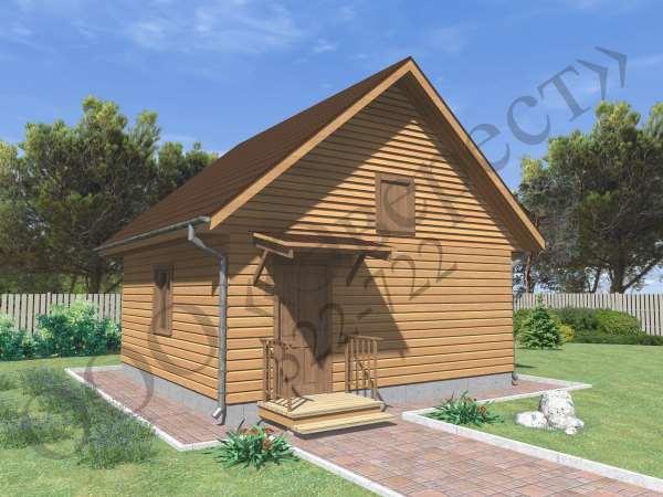 Проекты современных домов из бруса от фирмы «ЭВЕРЕСТ»