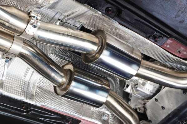 Установка пламегасителя на авто — экономичность и защищенность
