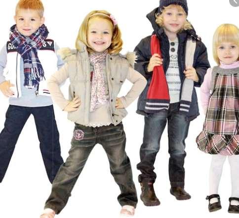 Детская одежда, обувь и аксессуары — модные вещи по приятным ценам
