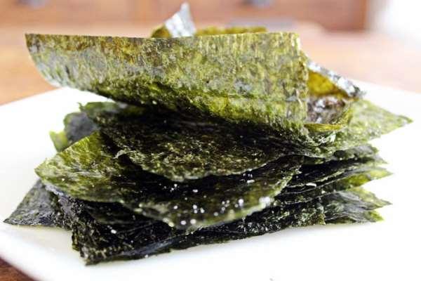 Чипсы из морской капусты — вкусно и полезно