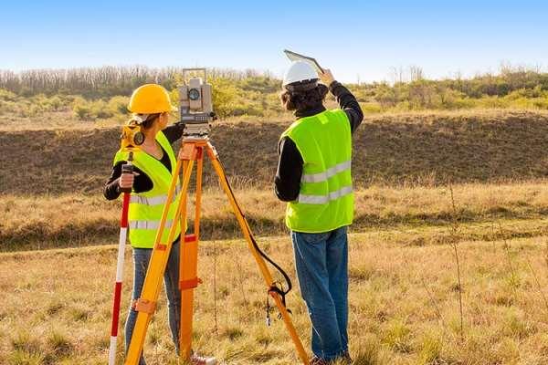 Проведение инженерно геодезических изысканий в Краснодаре