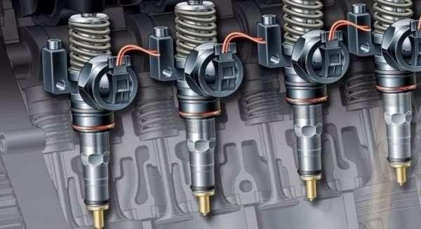 Причины для необходимости в ремонте форсунок авто