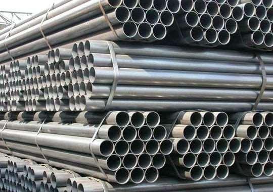 Разновидности круглых стальных труб
