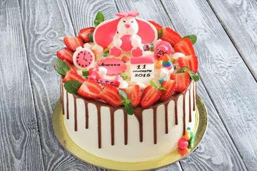 Ассортимент вкуснейших и полезнейших детских тортов