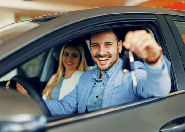 Автомобиль в прокат — возможность тестирования