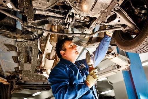 Профессиональная диагностика и ремонт ходовой авто