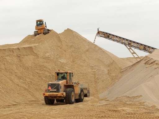Песок для строительства: какие виды существуют?