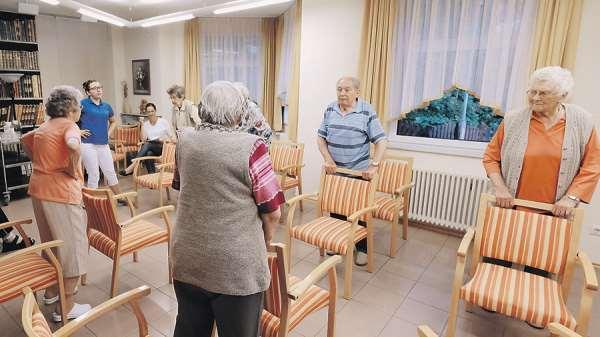 Преимущество домов интернатов для престарелых