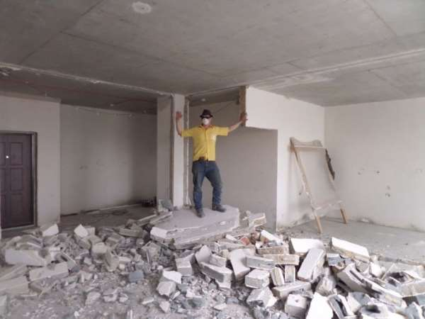 Демонтаж квартиры профессионалами под ключ