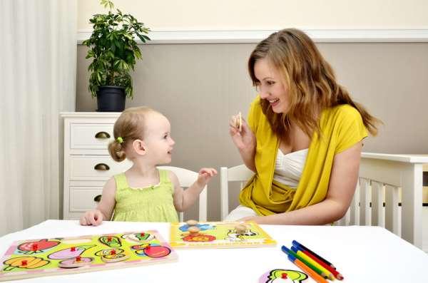 Развивающие игры и занятия для детей в три года